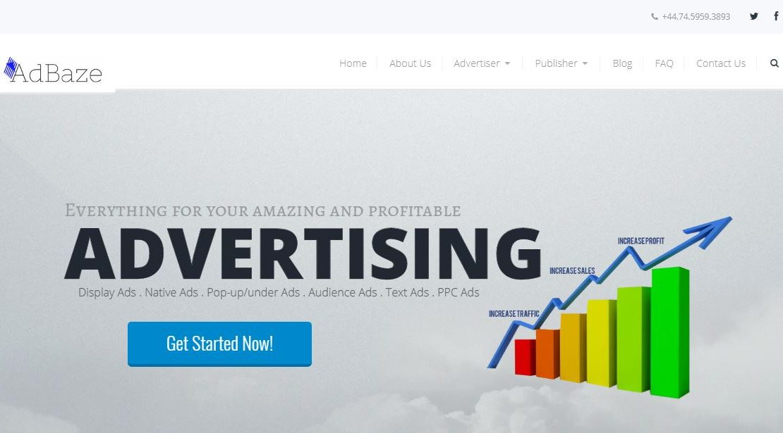 AdBaze Advertising Network