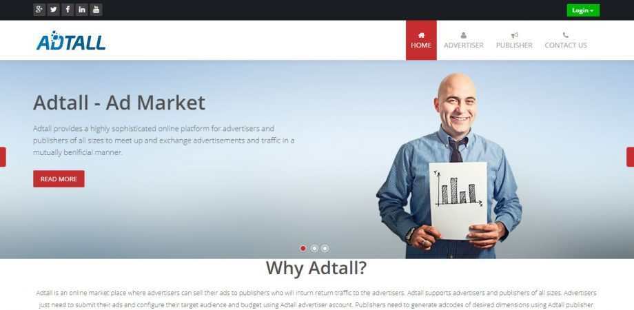 Adtall Advertising Network